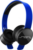SOL REPUBLIC 1430-06 Tracks Air Wireless On-Ear Headphones with A2 Sound Engine, Electro Blue