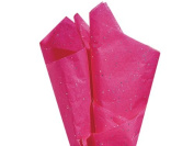HOT PINK Gemstone Tissue Paper200 ~ 50cm x 80cm Sheets