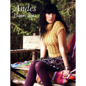 Debbie Bliss Knitting Pattern Book Andes
