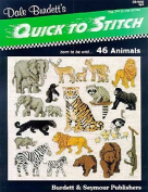 46 Animals (Burdett) - Cross Stitch Pattern