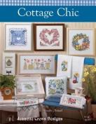 Cottage Chic - Cross Stitch Pattern