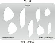 Creative Shapes Template - Organic Shapes #6 2356