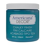 Deco Art Americana Chalky Finish Paint, 240ml, Treasure