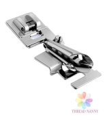 NEW Binder Sewing Machine Presser Foot Fits All Low Shank Snap-On Singer*, Brother, Babylock, Euro-Pro, Janome, Kenmore, White, Juki, New Home, Simplicity, Elna and others by ThreadNanny
