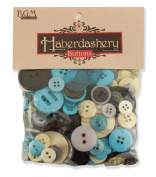Buttons Galore In Vogue Haberdashery Buttons, 100ml