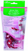 Clover 3159 Wonder Clips Red 100/ per package