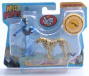 Wild Kratts, Animal Power Set, Cheetah Power