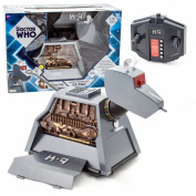 Doctor Who RC Remote Controlled K-9 Mark II Robot Dog - As Seen on Dr. Who