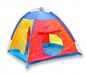 Children Play Tent Multi Coloured Kids Play Tent for Indoor and Outdoor Camping