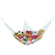 Binmer(TM)Baby Bedroom Toy Mesh Bag Child Toy Storage Bag Hammock Suction Cup Toy Organiser