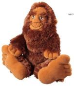 25cm Bigfoot Sasquatch Plush Stuffed Toy
