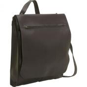 Le Donne Leather Organiser Shoulder Bag/Back Pack
