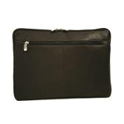 Piel Leather 43cm Zip Laptop Sleeve