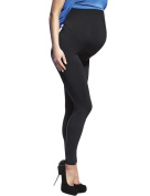 Bas Bleu Anabel PZ Comfortable Pregnancy Over Bump Leggings - Made In EU