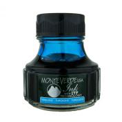 Monteverde Ink Bottle, Turquoise