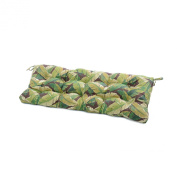 Greendale Home Fashions Outdoor Swing/Bench Cushion, Palm Green