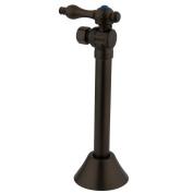 Kingston Brass CC83205 Vintage 1.3cm Sweat 1cm OD Compression with 13cm Extension, 14cm , Oil Rubbed Bronze