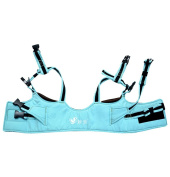 Summer New Walking Wings/mobybaby/Baby Safe Walking Protective Belt Blue