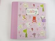 Baby Memory Record Scrapbook Folder Book