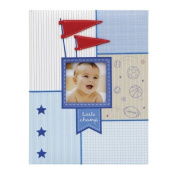 C.R. Gibson 5 Year Baby Memory Book, Little Champ Colour