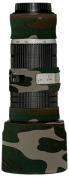 LensCoat Lens Cover for the Canon 70-200mm f/4 IS Lens - Forest Green Woodland Camo