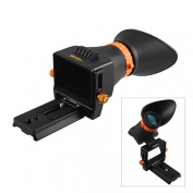 TARION TR-V1 Universal LCD Display View Finder Viewfinder for 7.6cm 8.1cm Screen DSLR Canon 500D 550D 600D 650D 700D 60D 70D 5D MarkII 5D MarkIII 6D 7D 7D2 Nikon D90 D7000 D7 100D 5000D 5100D 5200D 5300D 3100D 3200D 3300D 600D 610D 300D 700D 800D 800E