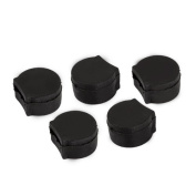 Generic Rubber Clarinet Thumb Rest Cushion Protector Comfortable Pack of 5