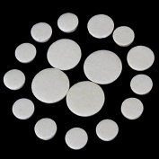 17pcs Replacement Clarinet Pads Woodwind Musical Instrument Clarinet Accessory