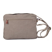 TRP0234 Troop London Classic Canvas Across Body Bag