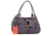Gigi Fashion Handbag - Othello 4466 - Leather