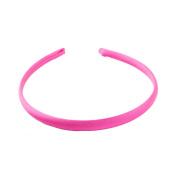 pink Satin Covered Alice Band Headband Hair band Mytoptrendz