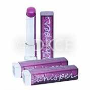 3 x Maybelline Colour Whisper Lipcolor by Colour Sensational - A Plum Prospect - 100