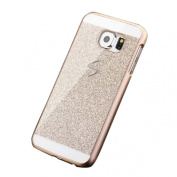 Malloom® for Samsung Galaxy S6 Edge Diamond Crystal Rhinestone Case Cover