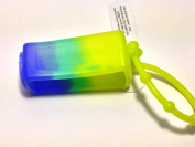 Bath and Body Works - Bright 2015 Collection Pocketbac Gel Holder - Yellow, Green, Blue