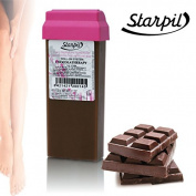 Chocolate Wax Starpil, Roll-on Cartridges, 110 g