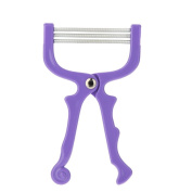 Anself Handheld Facial Hair Remover Threading Beauty Epilator Tool