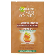 Garnier Ambre Solaire Self-Tan Bronzer Body Wipes - Pack of 30