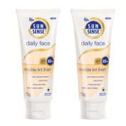 SunSense Daily Face SPF50+ Invisible Tint Finish Sunscreen 75g