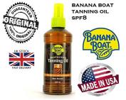 BANANA BOAT PROTECTIVE TANNING OIL SPRAY SPF 8 from sunlight2012