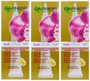 3 x 15ml Garnier Skin Naturals Vital Restore Eye Cream for Mature Eyes 50+