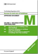 The Building Regulations 2010: Approved document M