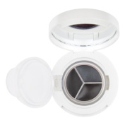 New CID Cosmetics i-Gel Blacks Eyeliner Trio with Brush
