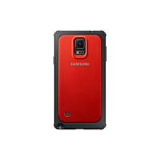 Samsung Cover Case for Galaxy Note 4 - Red