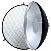 Godox AD360 Witstro AD-S3 Beauty Dish Reflector with HoneycoMB for AD180 / 360 Black