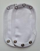 Dtailz Baby Vest / Bodysuit Extender X2