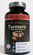 Organic Turmeric With Bioperine (For Greater Absorption) 700mg - 90 Capsules - UK Made - High-Potency
