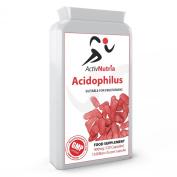 Lactobacillus Acidophilus 400mg 10 Billion CFU 120 Capsules
