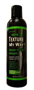 Men's Texture My Way Wave-N-Curl Keeper Moisturising Hair Lotion 237ml