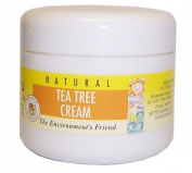 The House Of Mistry Natural Tea Tree Oil Antiseptic Cream, 50g