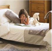 54*11CM Cute Baby Kids Animal Rabbit Sleeping Comfort Doll Plush Toy